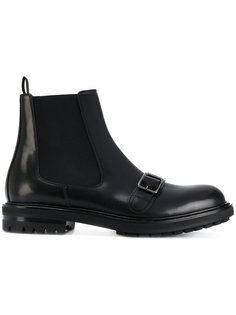 ботинки с пряжкой Alexander McQueen