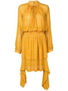 платье в горох Kitx