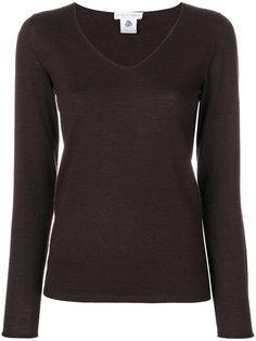 свитер с V-образным вырезом Le Tricot Perugia