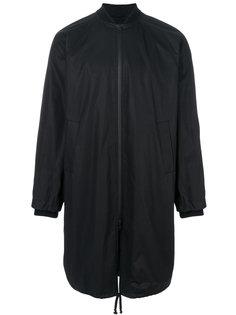 удлиненная куртка-бомбер  Ann Demeulemeester