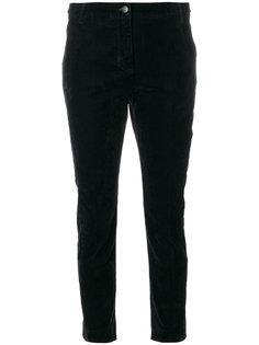 бархатные фактурные брюки  Dorothee Schumacher