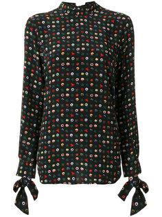 блузка с цветочным принтом Equipment