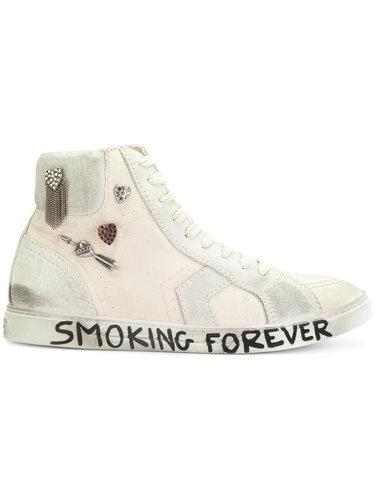 кроссовки 'Joe' Saint Laurent