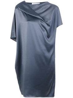 платье с мятым эффектом  Gianluca Capannolo