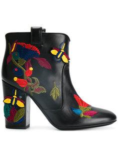 декорированные ботинки Laurence Dacade