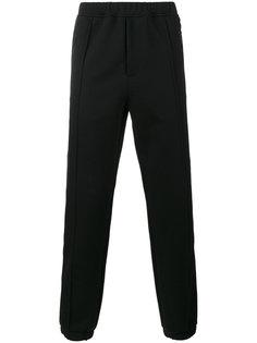 спортивные брюки White Stripe Fendi