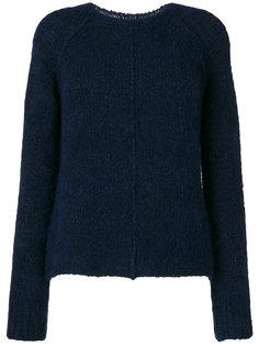 свитер грубой вязки Forte Forte