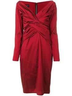 платье Nogalest Talbot Runhof