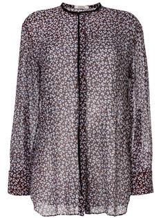 блузка с цветочным рисунком Dorothee Schumacher
