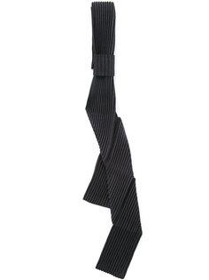 плиссированный галстук Homme Plissé Issey Miyake