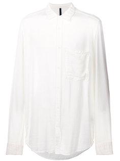 рубашка свободного кроя Poème Bohémien