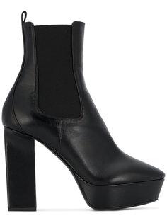 ботинки на платформе Vika Saint Laurent