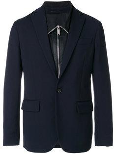 пиджак комбинированного кроя Dsquared2