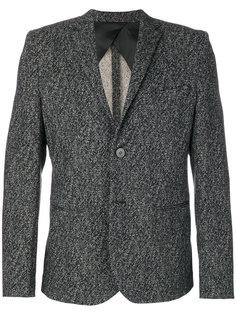 меланжевый пиджак Christian Pellizzari