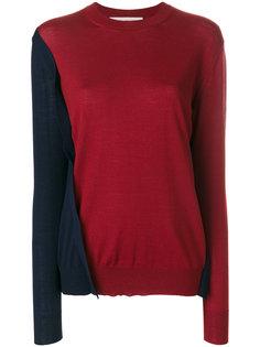 """свитер дизайна """"колор блок"""" Marni"""