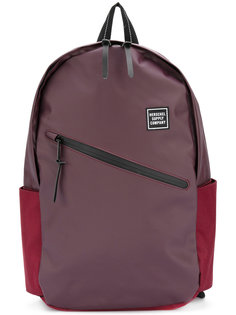 рюкзак с диагональной застежкой на молнии Herschel Supply Co.