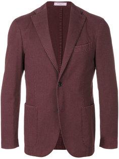 классический приталенный пиджак Boglioli