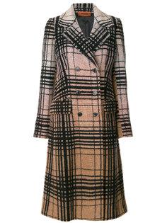 двубортное пальто Missoni