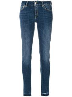 джинсы узкого кроя Dondup