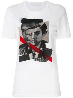 футболка с принтом Ali De Niro Neil Barrett
