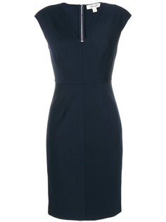 приталенное платье миди  Dvf Diane Von Furstenberg