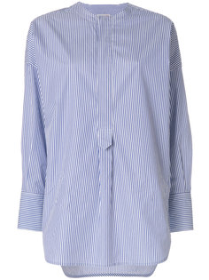 блузка в полоску  Alberto Biani