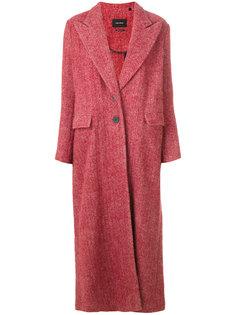 длинное пальто Euart Isabel Marant