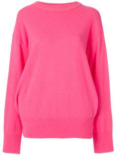 свитер с оборками Laneus