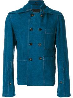 двубортная куртка Ann Demeulemeester