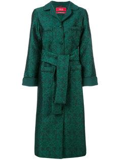 домашнее пальто с поясом F.R.S For Restless Sleepers