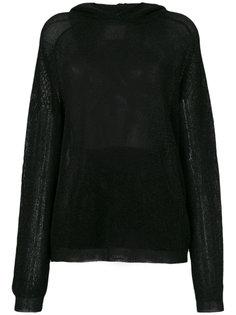 свитер с капюшоном Laneus