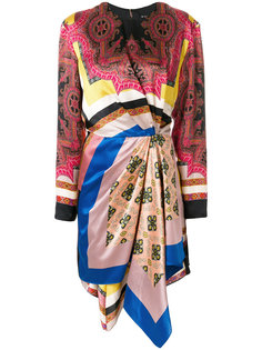 платье с узором  Etro