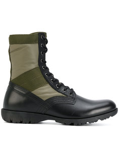 ботинки на шнуровке Diesel