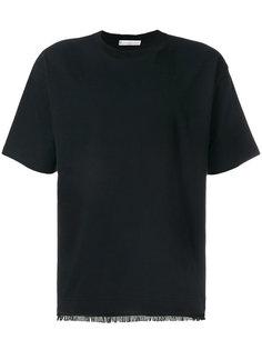 футболка с бахромой Golden Goose Deluxe Brand