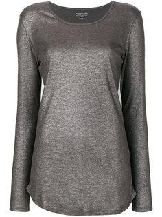свитер с круглым вырезом Majestic Filatures