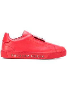 кроссовки со скелетом Philipp Plein