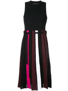 трикотажное платье без рукавов  Proenza Schouler