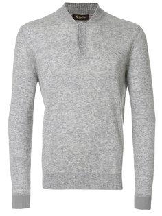 пуловер в рубчик Loro Piana