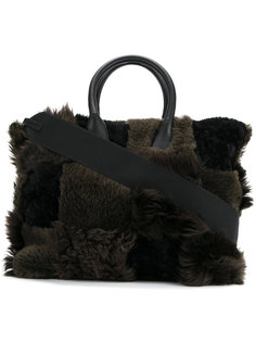 сумка-шоппер Marni