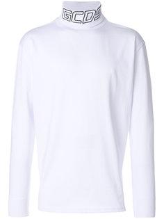 свитер с высоким горлом Gcds