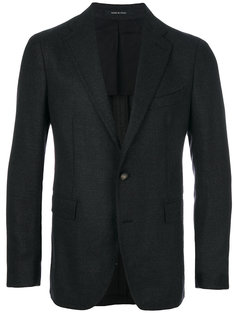 классический однобортный пиджак Tagliatore