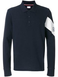 футболка-поло с длинными рукавами Moncler Gamme Bleu