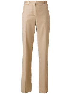 строгие брюки с полоской сбоку Givenchy