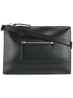 сумка с вставкой на молнии Givenchy