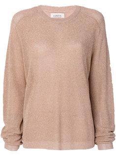 полупрозрачный свитер Laneus