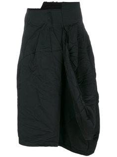 асимметричная юбка Comme Des Garçons