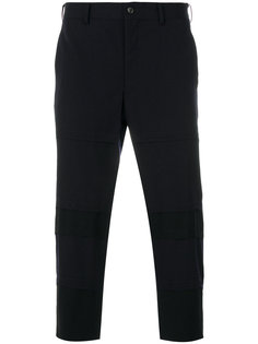 спортивные брюки с многослойным дизайном Comme Des Garçons Homme Plus