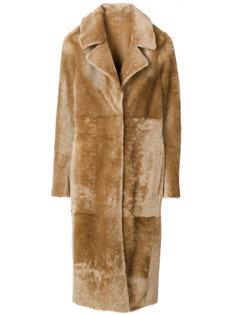 удлиненное пальто Drome