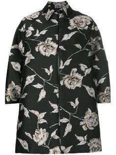 свободная куртка с цветочным принтом  Antonio Marras