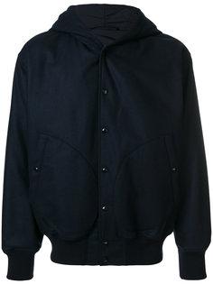куртка-бомбер с капюшоном Marni